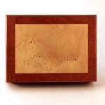 Bird's Eye Huon Pine Jewellery Box