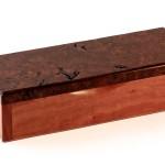 Jarrah Burl Pen Box