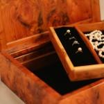Yew Heirloom Jewellery Box