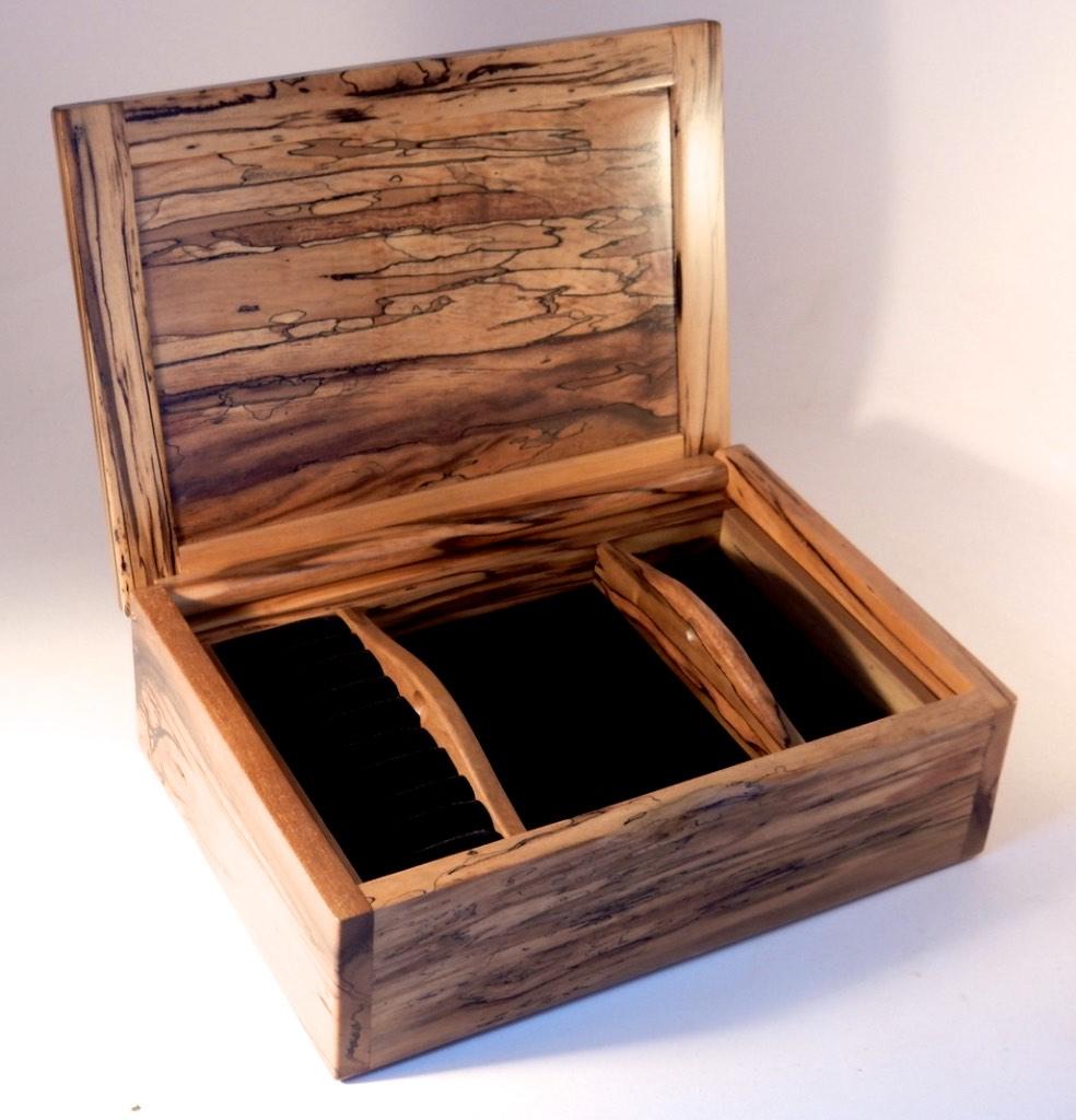 Jewellery Boxes Yanni Rigos Wood Alchemy
